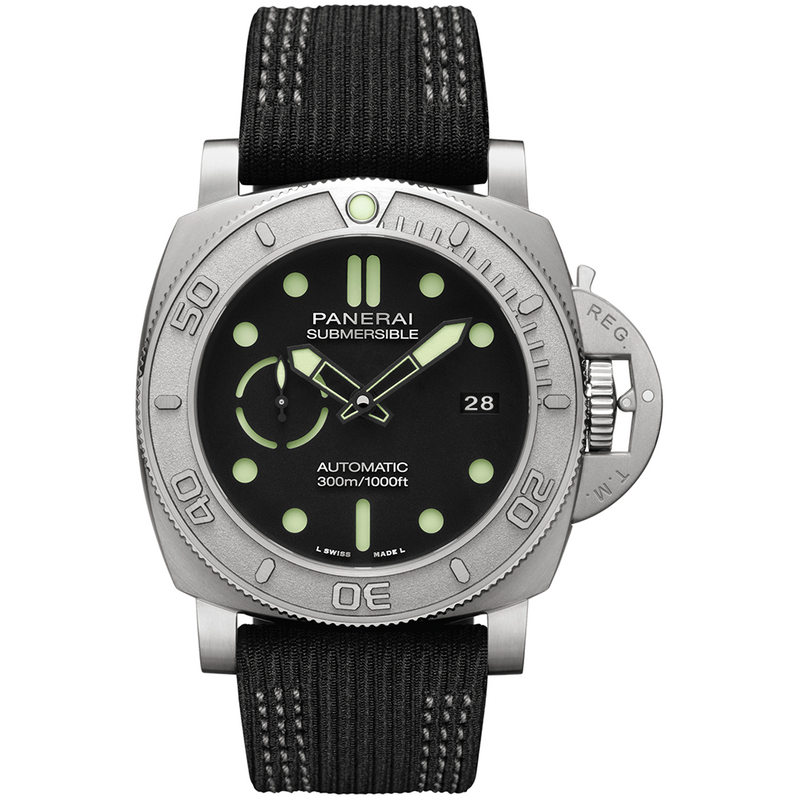 Panerai Submersible Mike Horn Edition PAM00984 Automatic Men's Watch