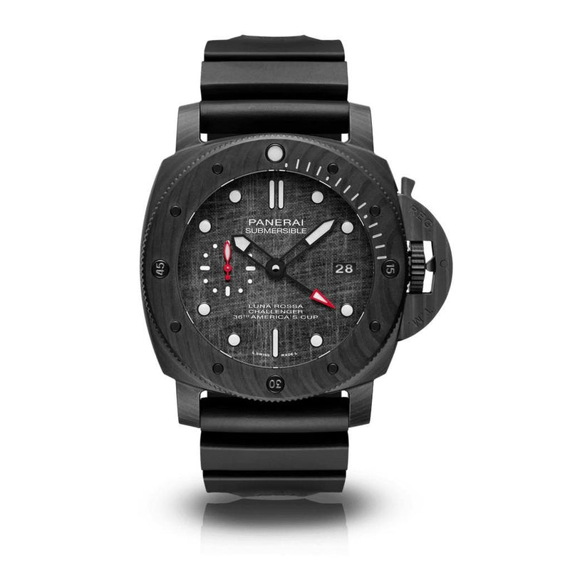 Panerai Luminor Submersible Luna Rossa Carbotech PAM01039 Automatic Men's Watch