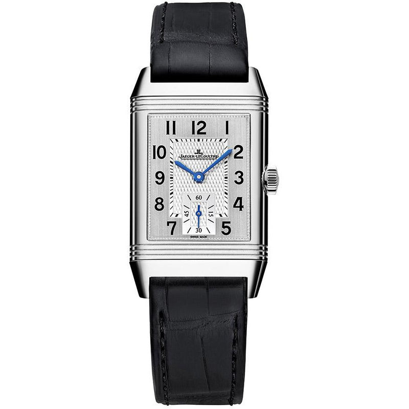 Jaeger Lecoultre Reverso Squadra Stainless Steel Automatic Mens Watch Q7068421