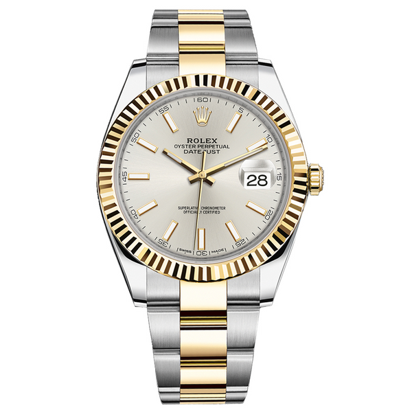 Rolex Datejust 41mm 18K Yellow Gold & Stainless Steel 126333