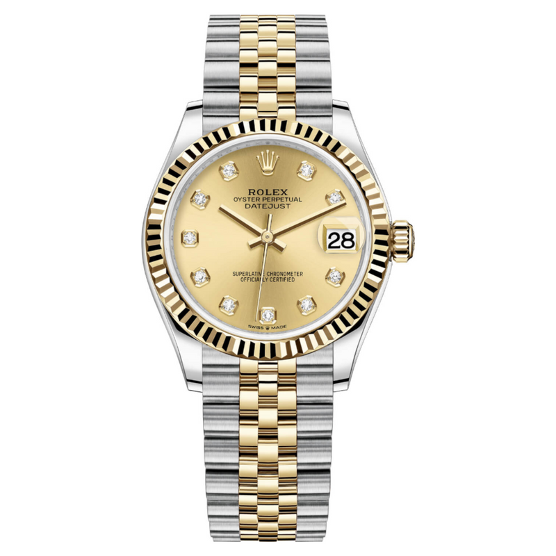 Rolex Datejust 31mm 278273 18K Yellow Gold/Stainless Steel Women's Watch