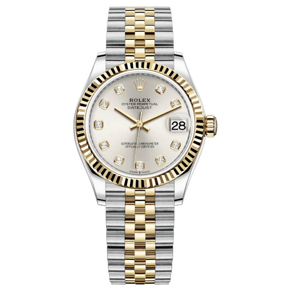 Rolex Datejust 31mm 278273 18K Yellow Gold & Stainless Steel Women's Watch