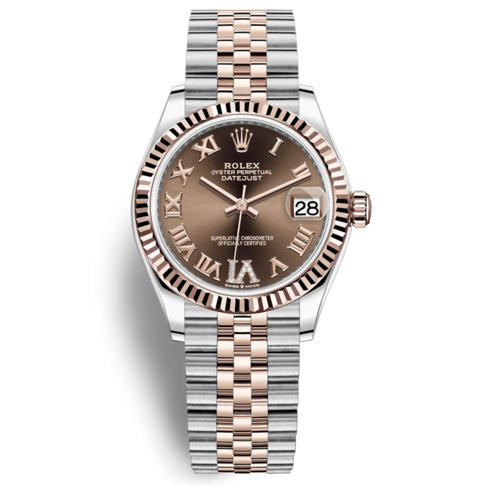 Rolex Datejust 31mm 278271 18K Rose Gold/Stainless Steel Women's Watch
