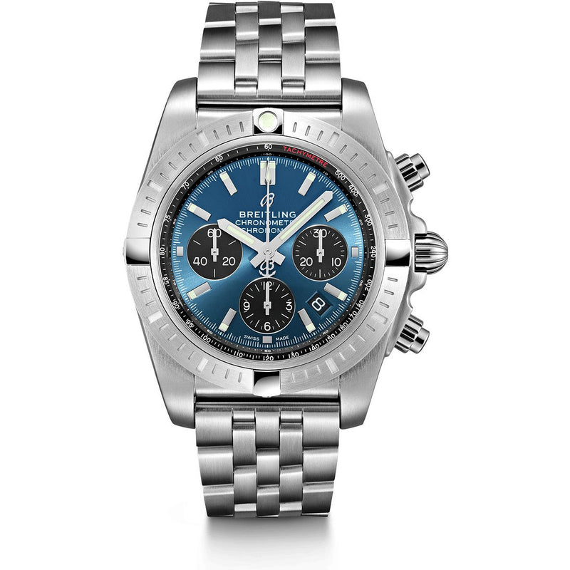 Breitling Chronomat B01 44mm AB0115101C1A1 Stainless Steel Men's Watch