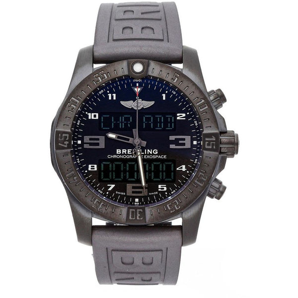 Breitling Exospace B55 46mm VB5510H1/BE45 Titanium Men's Watch