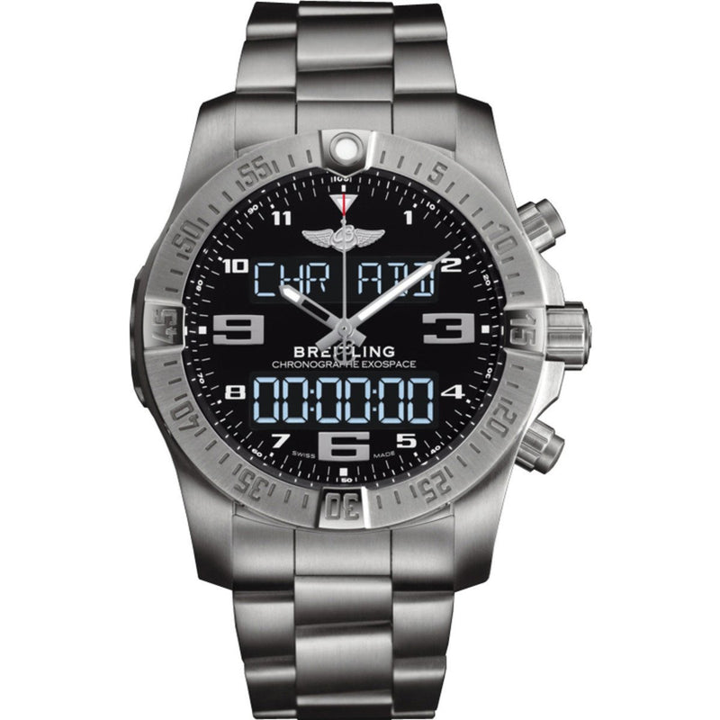 Breitling Avenger Blackbird 48mm V173104A-CA23 Titanium Men's Watch