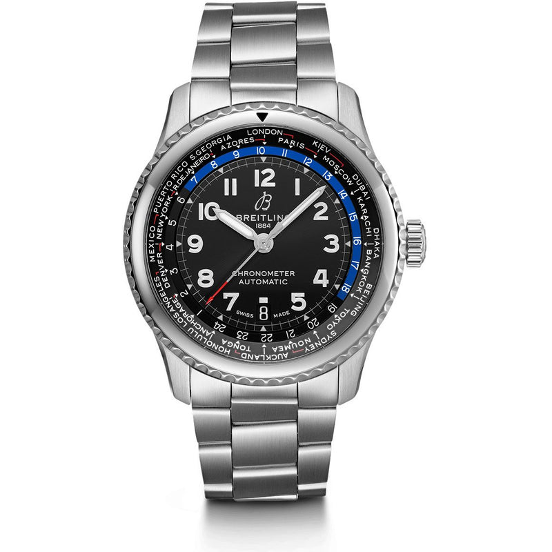 Breitling Exospace B55 Night Mission 46mm VB5510H2/BE45 PVD Men's Watch