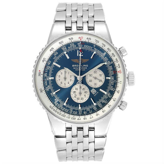 Breitling Navitimer 42mm A35340 Stainless Steel Men's Watch