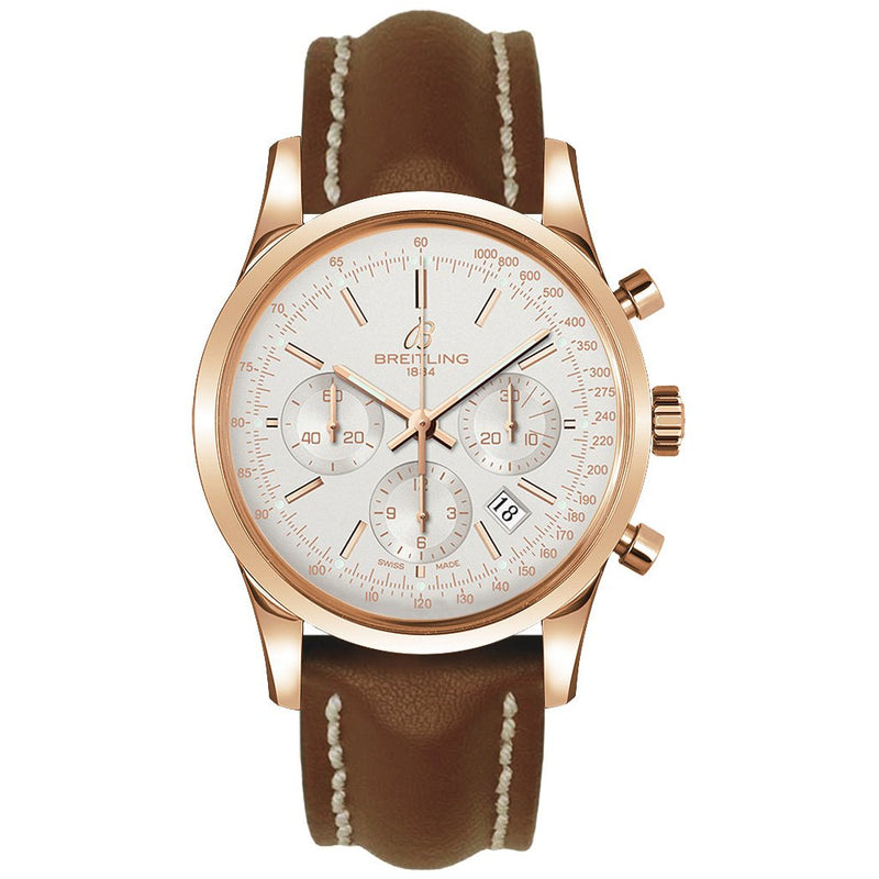 Breitling Transocean Chronograph 43mm RB015212/G738