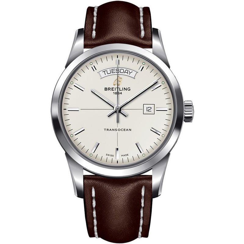 Breitling Transocean Day & Date 43mm A4531012/G751