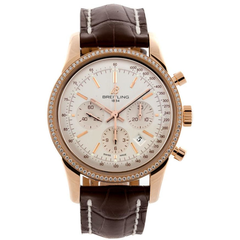 Breitling Chronomat 44mm AB0115 Stainless Steel Men's Watch