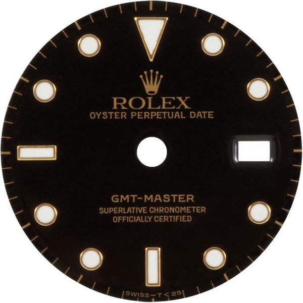 Rolex GMT-Master Black Two-Tone Dial - ChronoNation