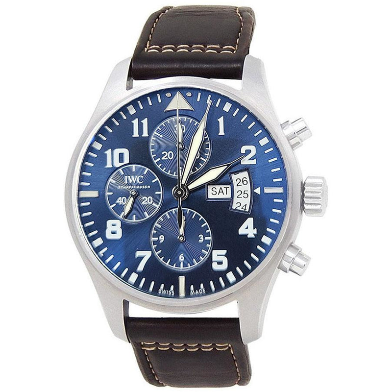 IWC Pilot 43mm IW377714 Stainless Steel Men's Watch