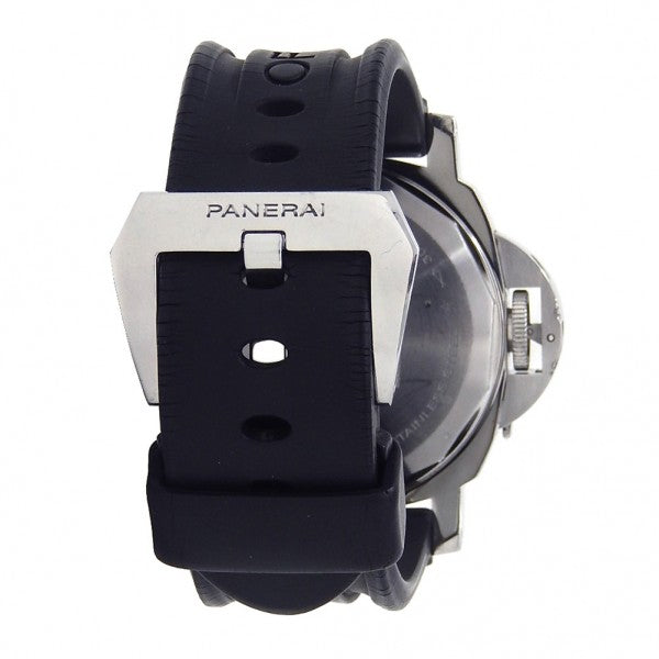 Panerai Historic Luminor Base Logo Stainless Steel Mechanical Men Watch PAM00000 - ChronoNation
