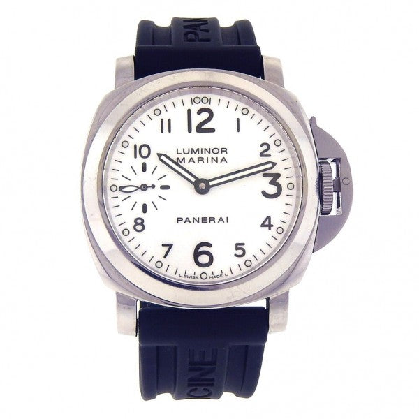 Panerai Historic Luminor Marina Stainless Steel Mechanical Men's Watch PAM00113