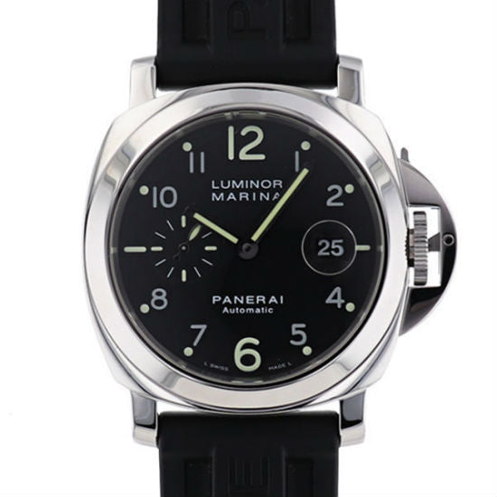 Panerai Luminor Marina Stainless Steel Automatic Men's Watch PAM00104