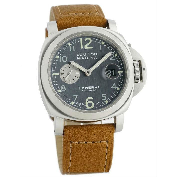 Panerai Luminor Marina 44mm PAM 0086 Stainless Steel Men's Watch