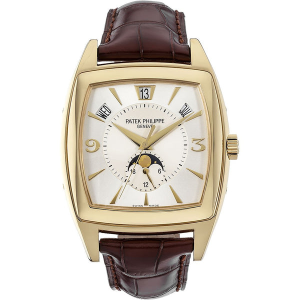 Patek Philippe Gondolo 36mmx51mm 5135J-001 18K Yellow Gold Men's Watch