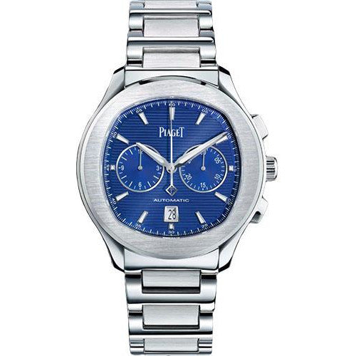 Piaget Polo S Chronograph 42 G0A41006 Stainless Steel Men's Watch