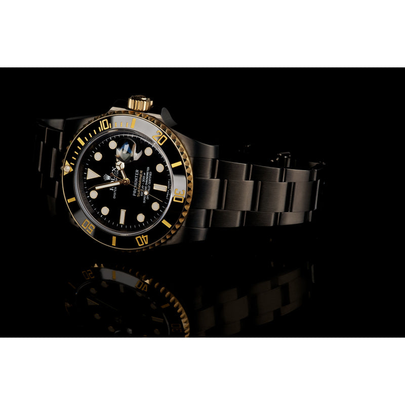 Pro Hunter Safari Submariner Date 116613LN Men's Watch