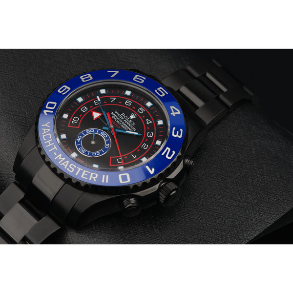 Pro Hunter Red Yacht-Master II 116680 Men's Watch