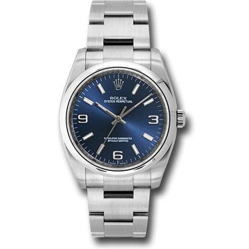 Rolex Oyster Perpetual 36mm 116000 Stainless Steel Women's Watch