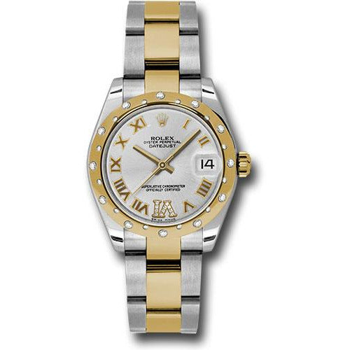 Rolex Datejust 31mm 18K Yellow Gold & Stainless Steel 178343