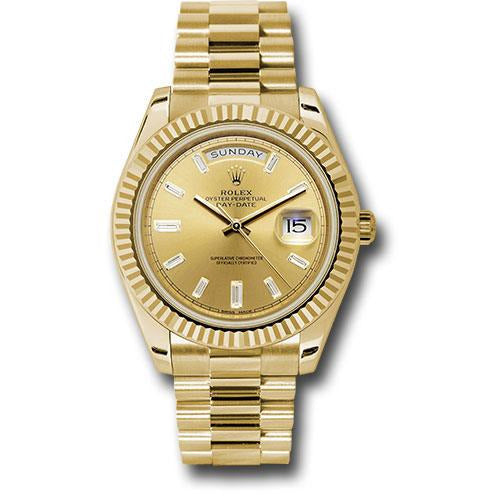 Rolex Day-Date 40mm 228238 18K Yellow Gold Men's Watch