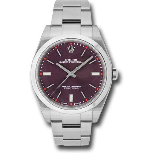 Rolex Oyster Perpetual 39mm 114300