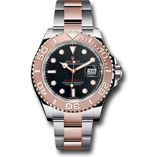 Rolex Yacht Master 40mm 18K Rose Gold & Stainless Steel 116621