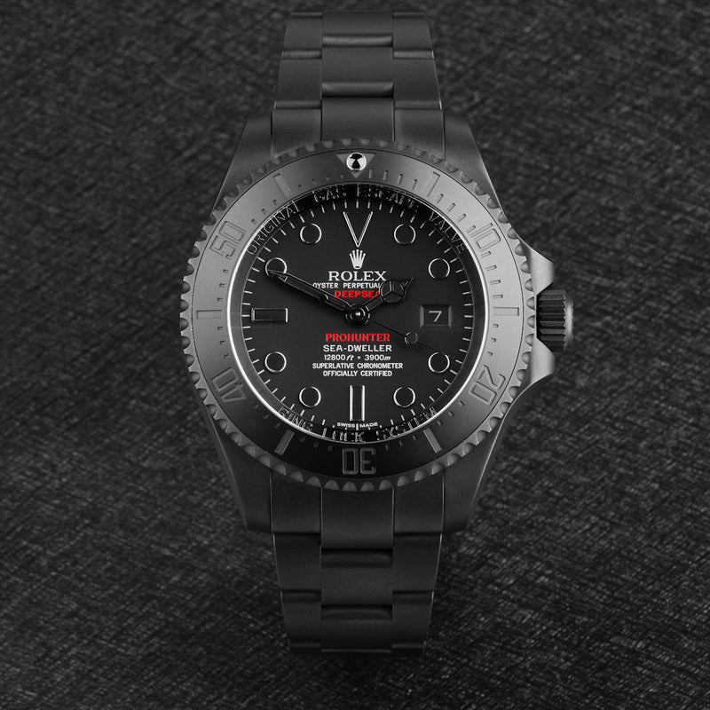 Pro Hunter Phantom Deepsea 126660 or 116660 Men's Watch