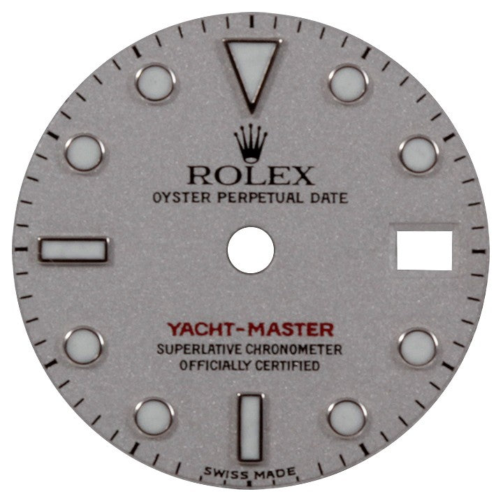 Rolex Ladies Yacht-Master Platinum Dial - ChronoNation