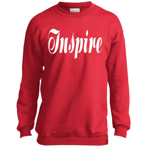 Inspire Youth Crewneck Sweatshirt