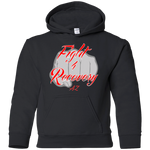 Fight 4 Recovery AZ Youth Pullover Hoodie
