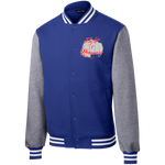 Fight 4 Recovery AZ Fleece Letterman Jacket