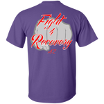 Fight 4 Recovery AZ Front and Back Logo