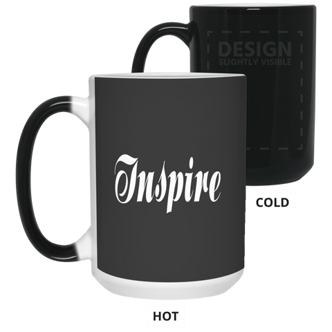 Inspire 15 oz. Color Changing Mug
