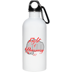 Fight 4 Recovery AZ 20 oz. Stainless Steel Water Bottle