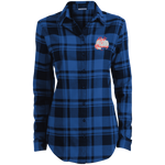Ladies' Plaid Flannel Tunic