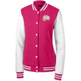 Fight 4 Recovery AZ Women's Fleece Letterman Jacket