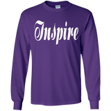 Inspire Youth LS T-Shirt