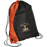 Port & Company Colorblock Cinch Pack