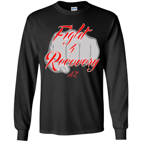 Fight 4 Recovery AZ Youth LS T-Shirt