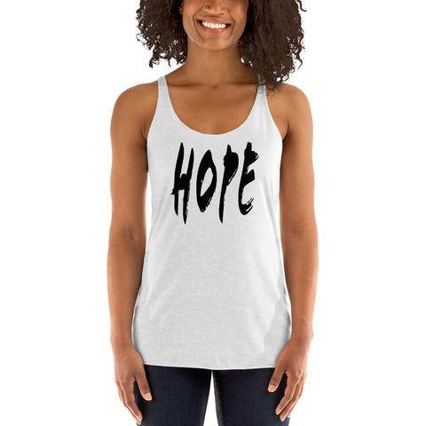 Hope Women's Racerback Tank
