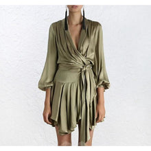 Load image into Gallery viewer, The Wrap Dress