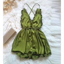 Load image into Gallery viewer, The Sateen Playsuit