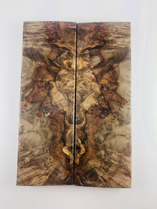 #2529  Spalted Maple Burl