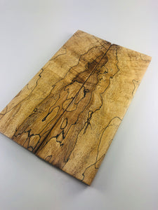 #2533 Spalted Maple