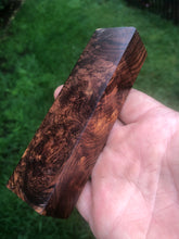 Load image into Gallery viewer, #006 Honduras Rosewood Burl Block