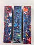 #2 Pen Blanks- Resin Chaos
